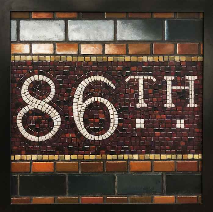 86th St. - Mosaic