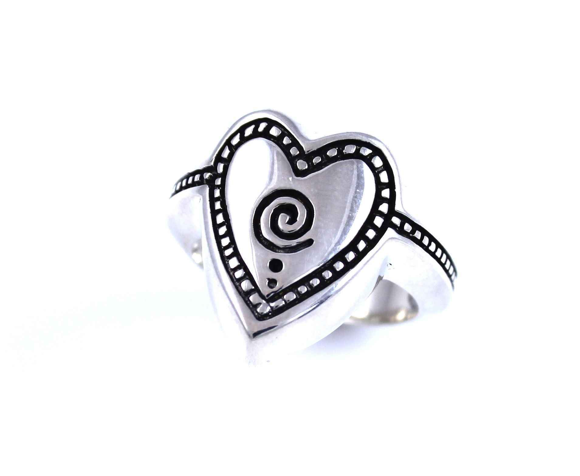 Heart Ring by  Ray Tracey - Masterpiece Online