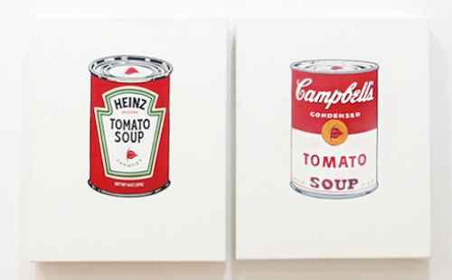 Heinz and Campbell's ... represented  by  Fernando Luis Alvarez