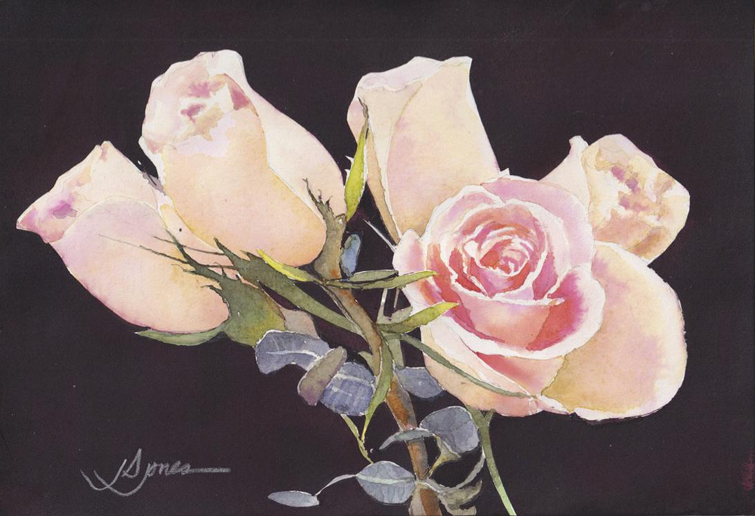 Rose Quintet #2 by  James Jones - Masterpiece Online