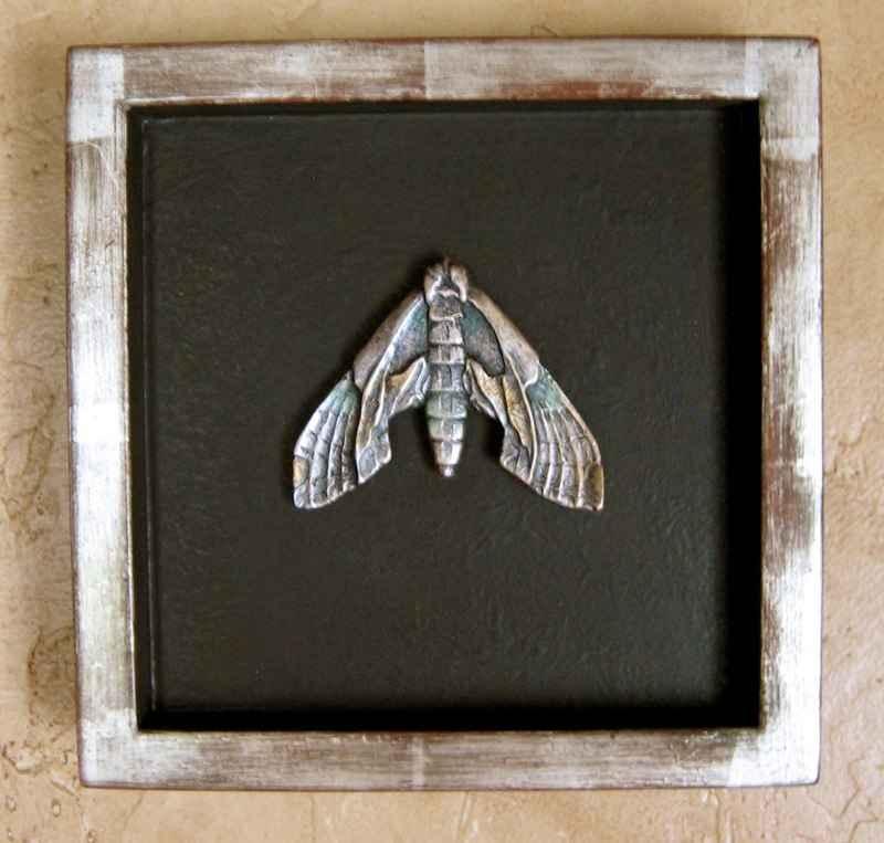 Pandora Moth by  George Barnhill - Masterpiece Online
