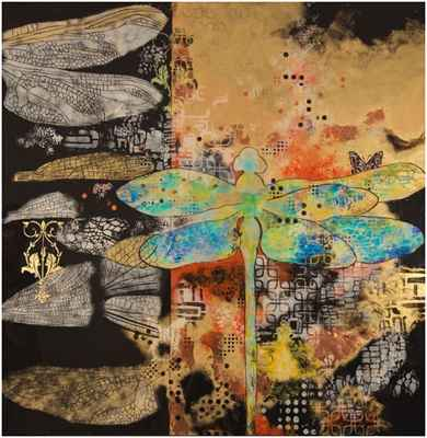 Unfolding by  Elaine Gitalis - Masterpiece Online