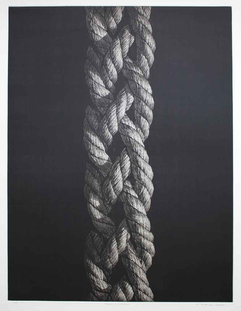 Object Rope No.4 by  Katsunori Hamanishi - Masterpiece Online