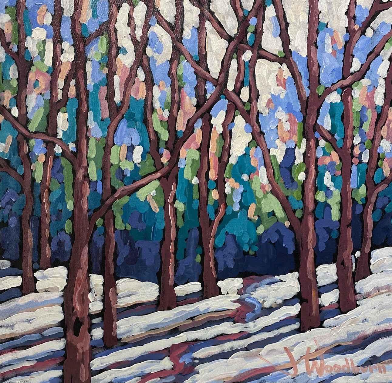 Winter Wonder by Ms Jennifer Woodburn - Masterpiece Online