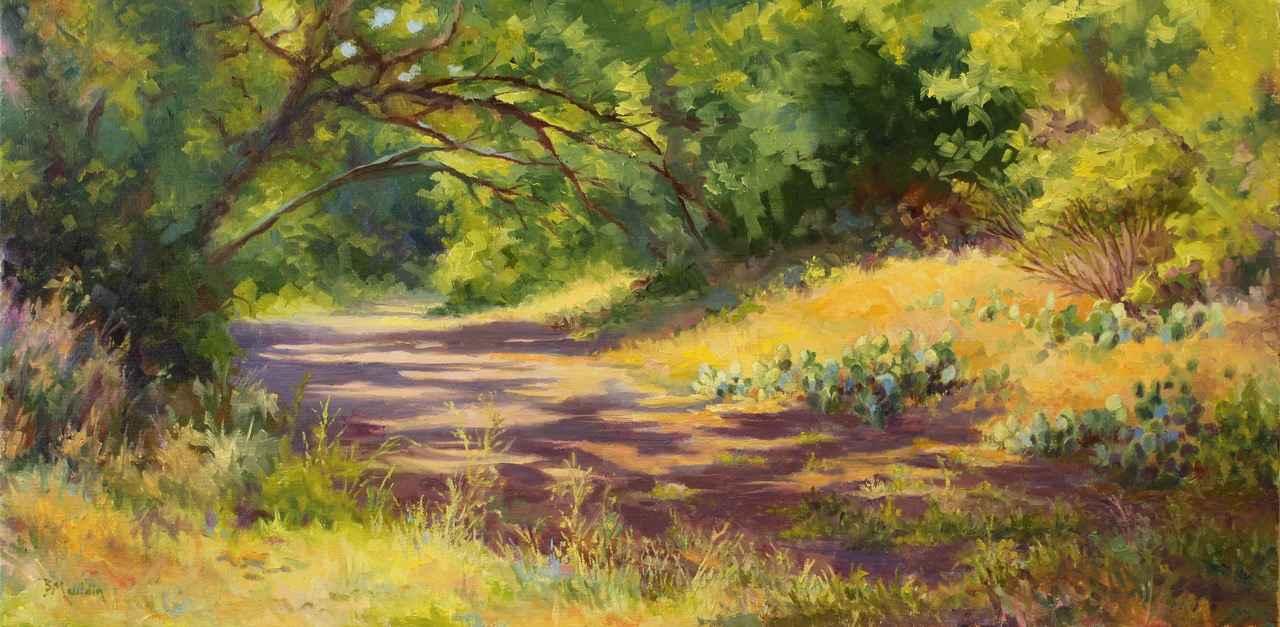 Dry Creek Bed by  Barbara Mauldin - Masterpiece Online
