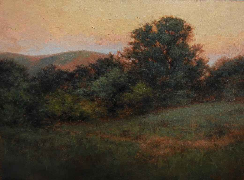 Evening Grace by  Darlou Gams - Masterpiece Online