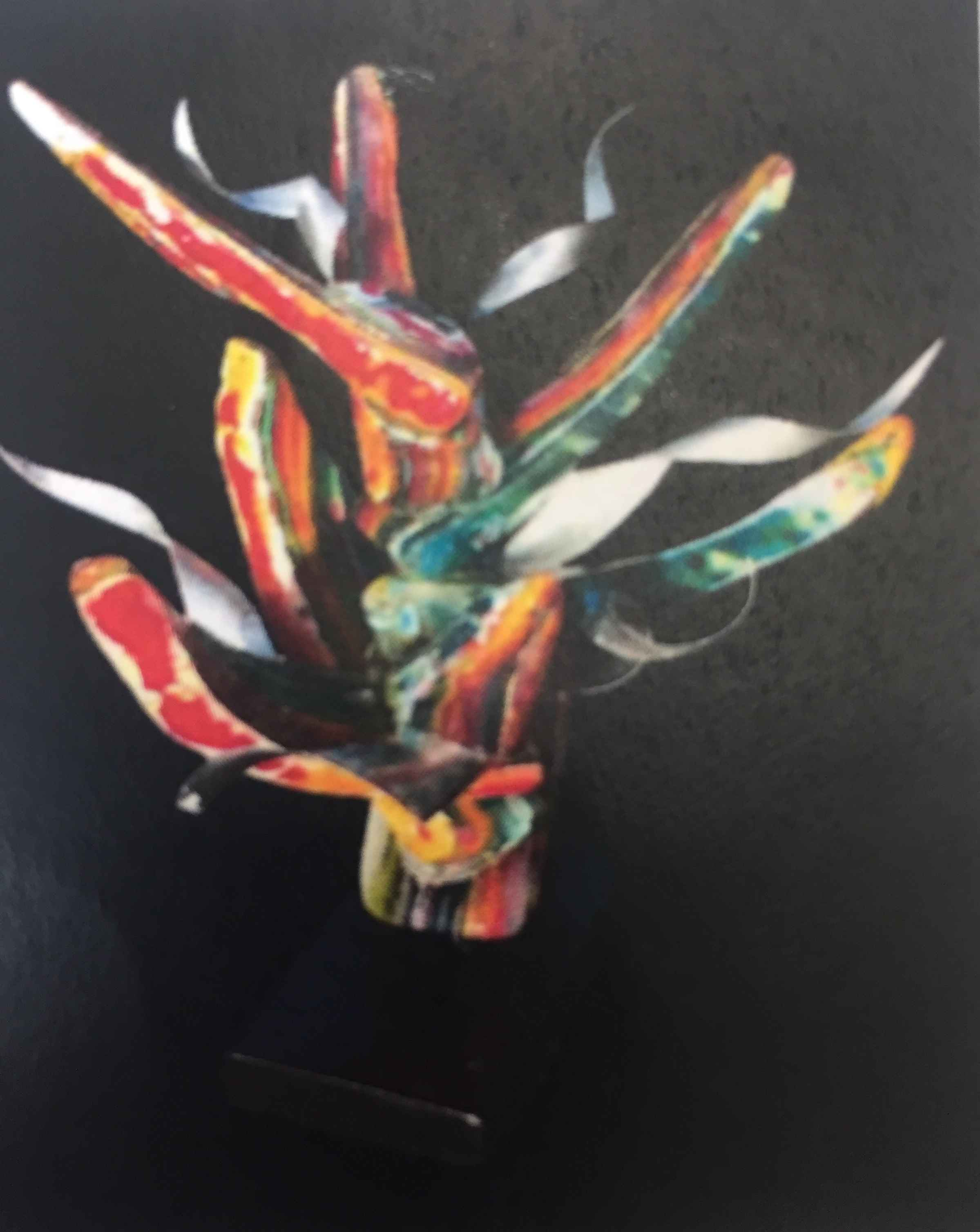 Rhapsody In Color by  Cris Woloszak - Masterpiece Online