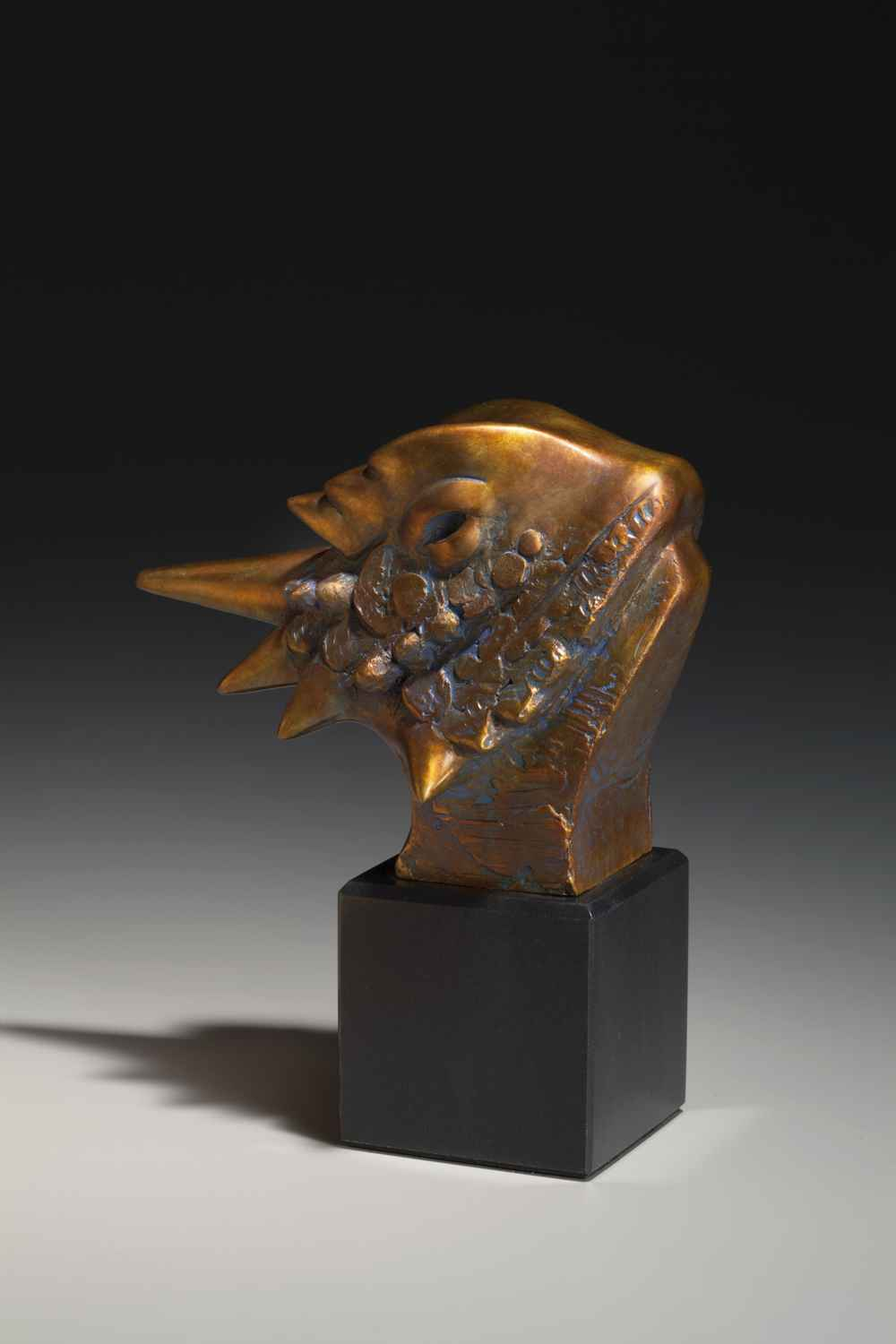 Horned Toad by  Tim Cherry - Masterpiece Online