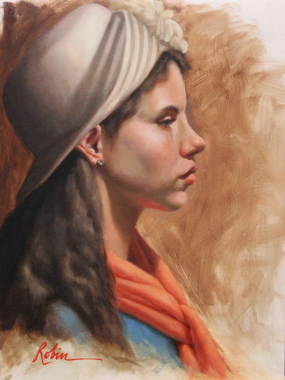 Gianna by  Robin Williamson - Masterpiece Online