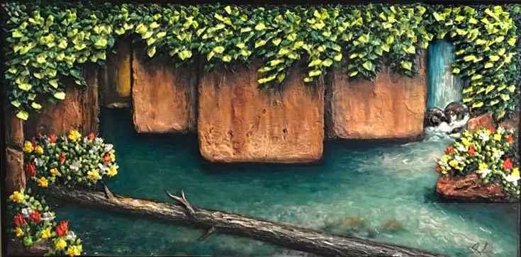 Beckoning by  Ali Mignonne - Masterpiece Online