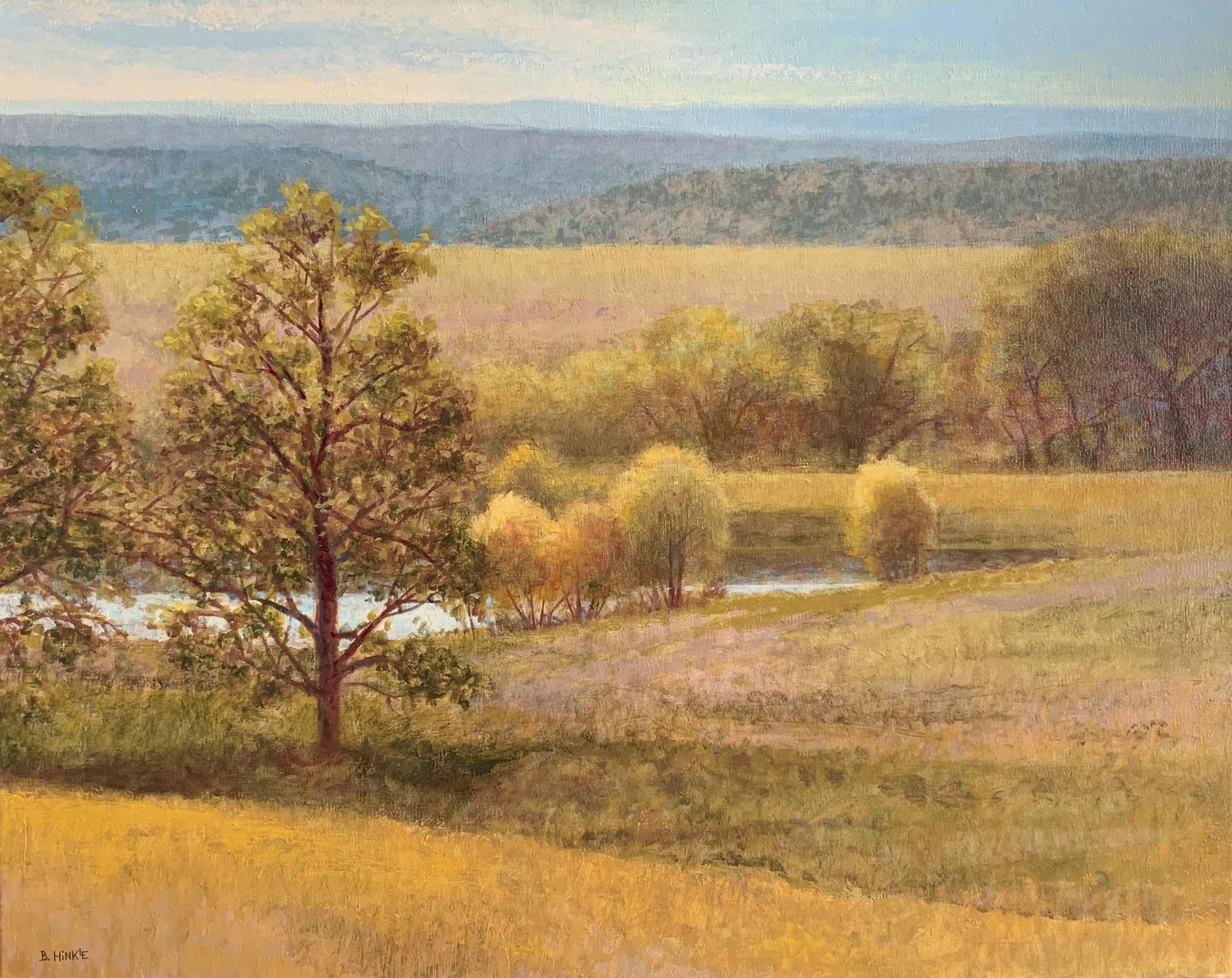Flint Hills (Near Mat... by  Brian Hinkle - Masterpiece Online