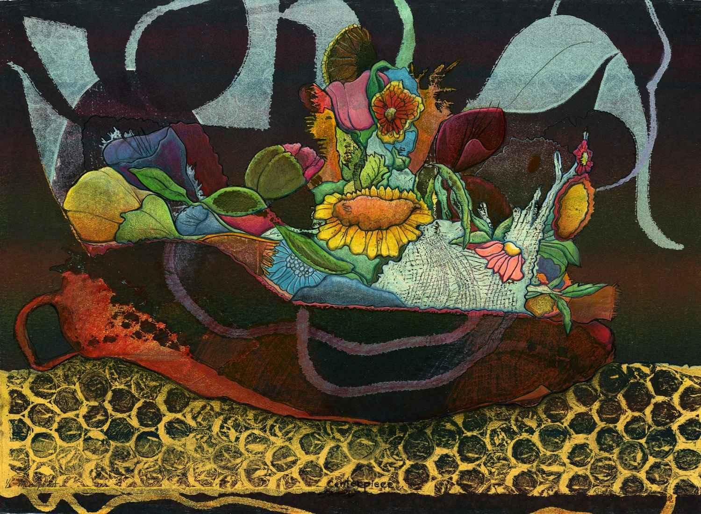Centerpiece by  Jewell Riano-Bradley - Masterpiece Online