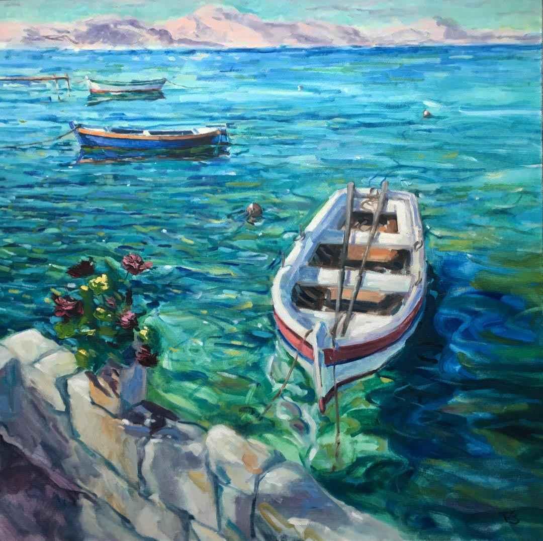 Riviera Paradise  by Mr. Rinaldo Skalamera