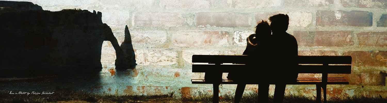 LOVE IN ETRETAT (Foul... by M. Philippe HOUDEBERT - Masterpiece Online