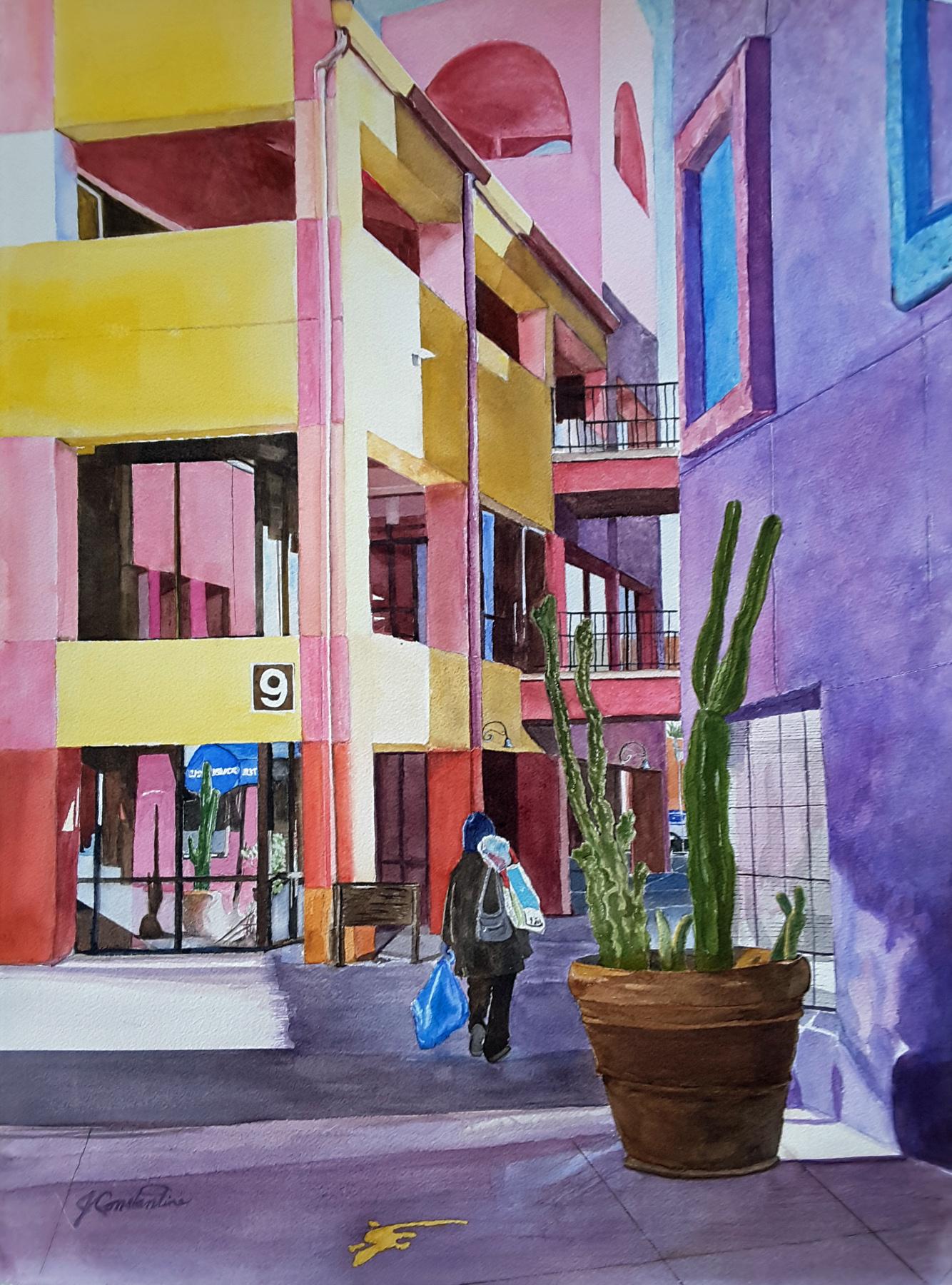 Lost in La Placita by  Judy Constantine - Masterpiece Online