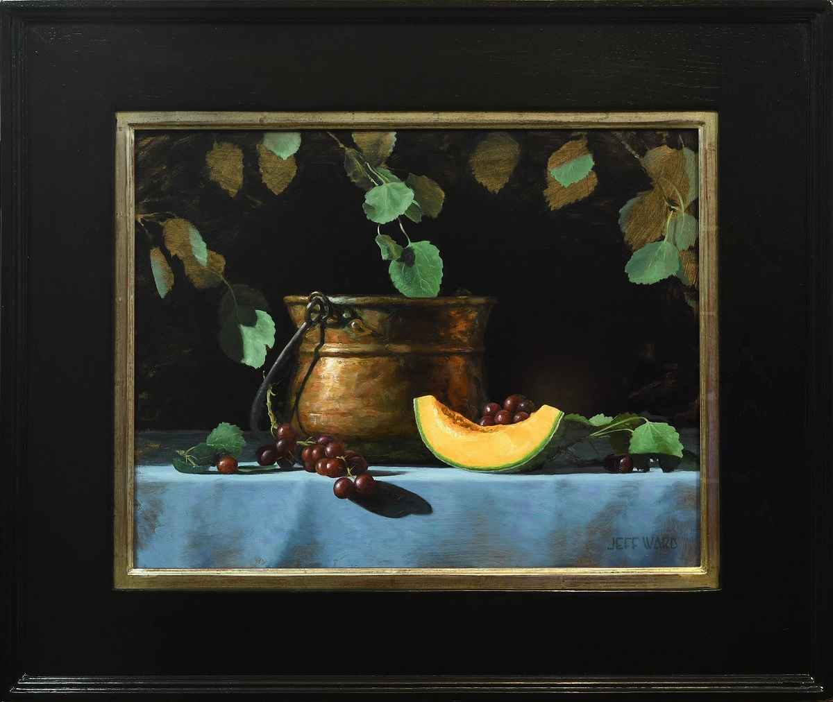 Copper and Melon by  Jeff Ward - Masterpiece Online