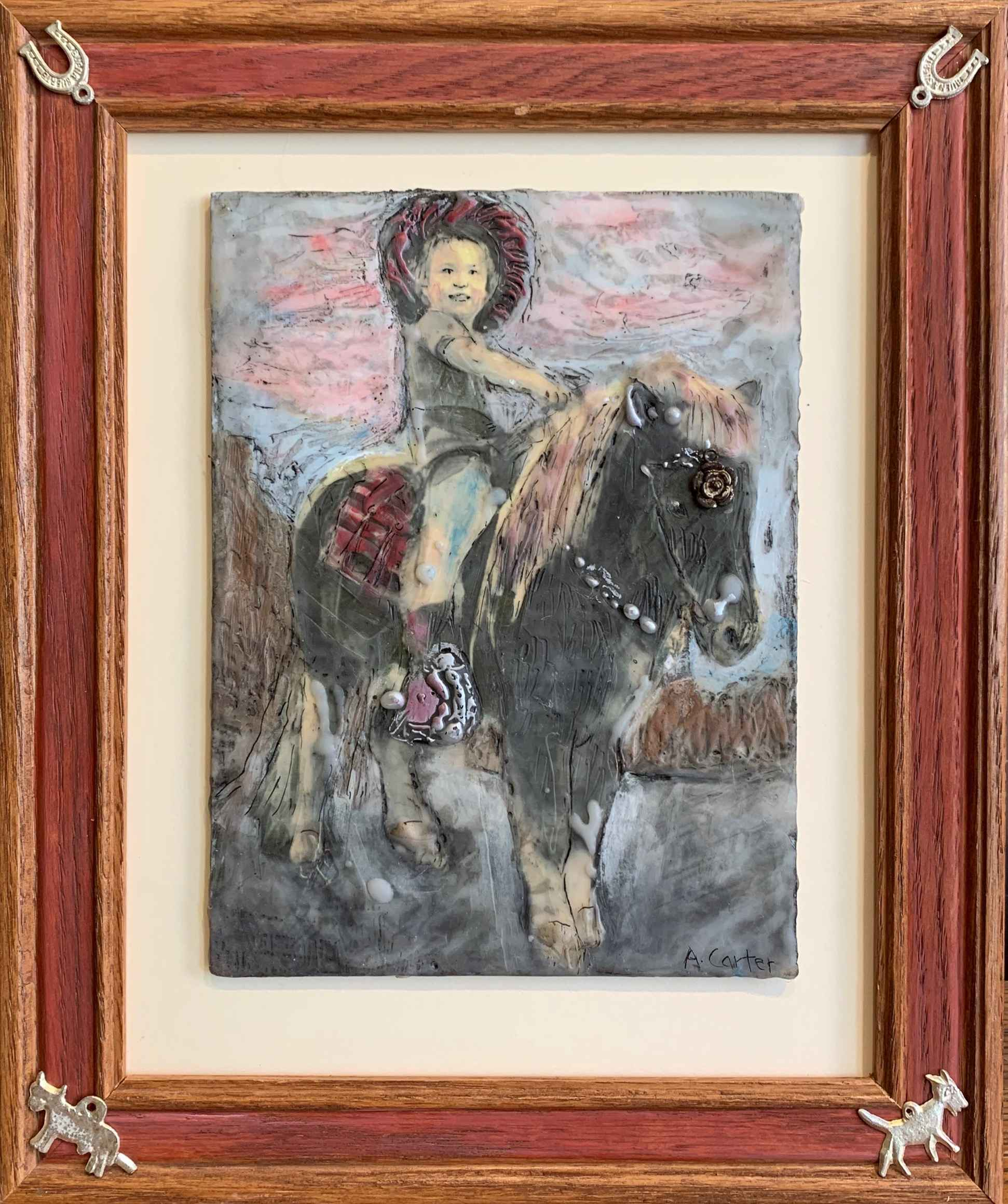 Rita Rides the Range by  Ann L. Carter - Masterpiece Online