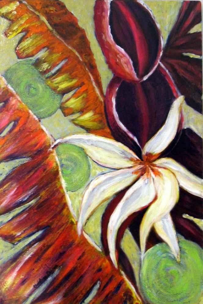 Blooming Wonder by  Christine Farmer - Masterpiece Online