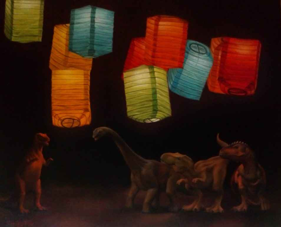 Gathering by  Noriko Fox - Masterpiece Online