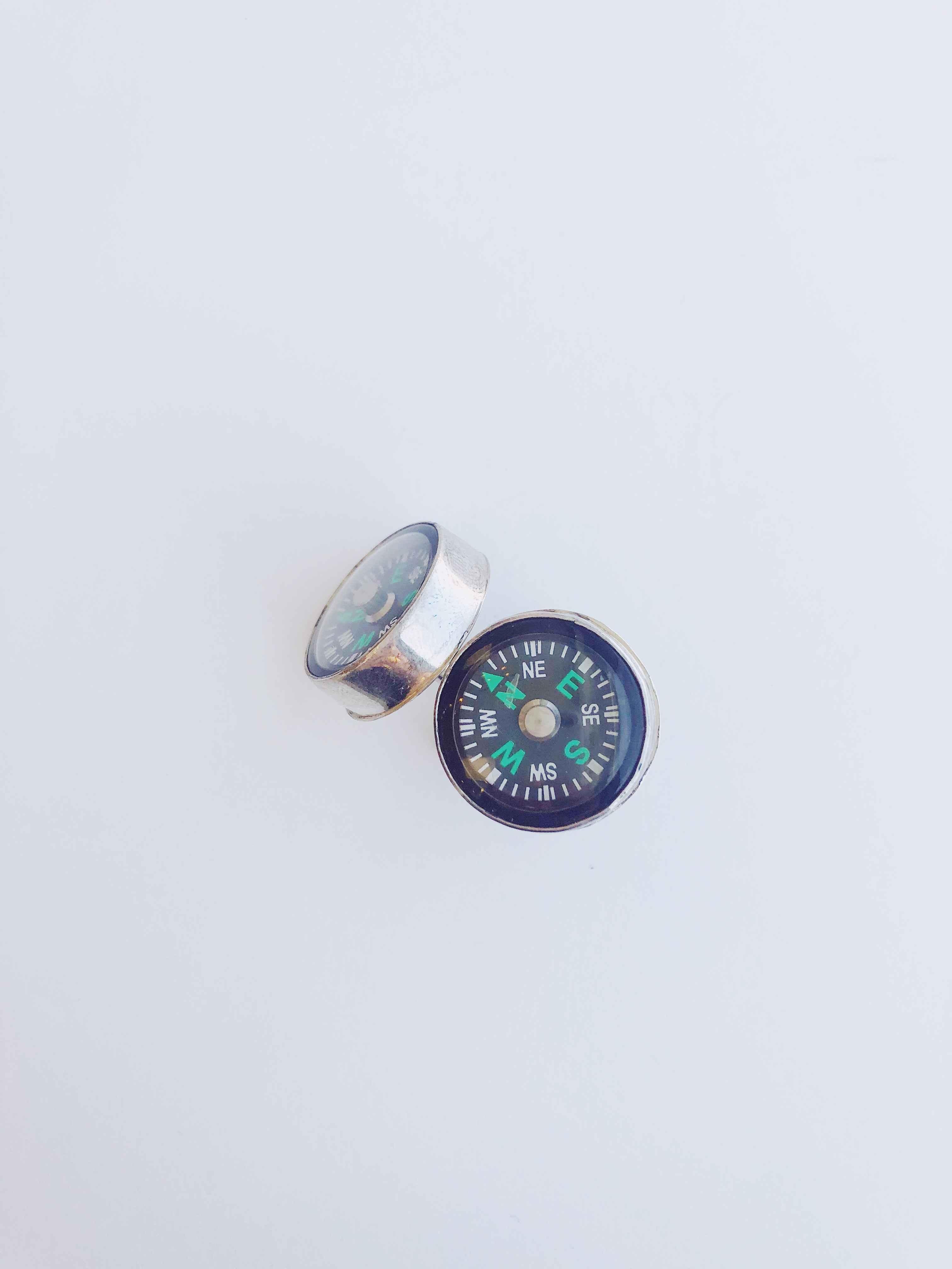 Compass Cufflinks by  Cathy Miller - Masterpiece Online