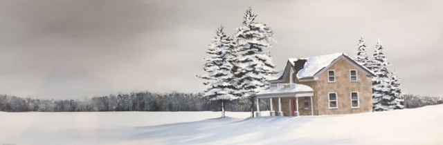 Country Settings by  Janet Liesemer - Masterpiece Online