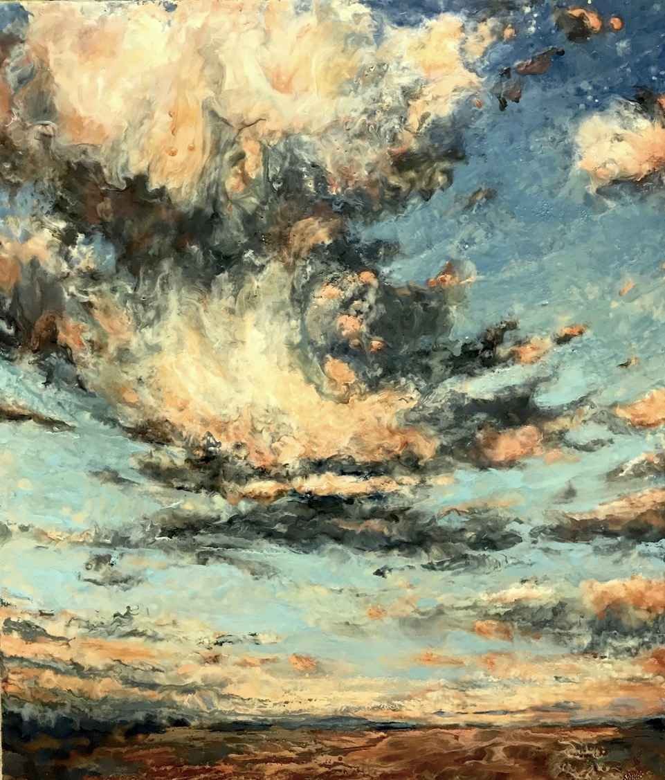 Uplifting by  Kathy Bradshaw - Masterpiece Online