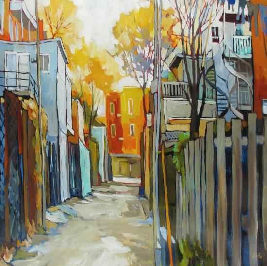 Ruelle 6-2-1 by  Sacha Barrette - Masterpiece Online