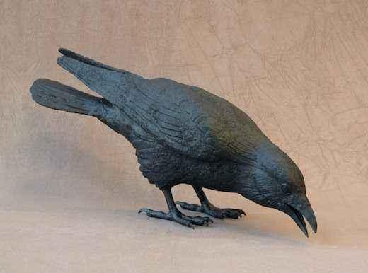 Raven I D by  Jim Eppler - Masterpiece Online