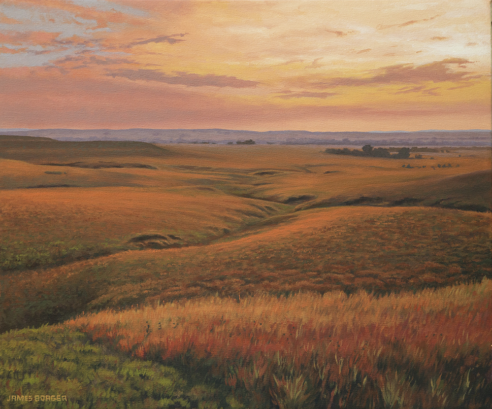 Morning Warmth by  James Borger - Masterpiece Online
