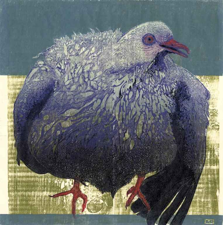 Messenger by  Lyell Castonguay - Masterpiece Online