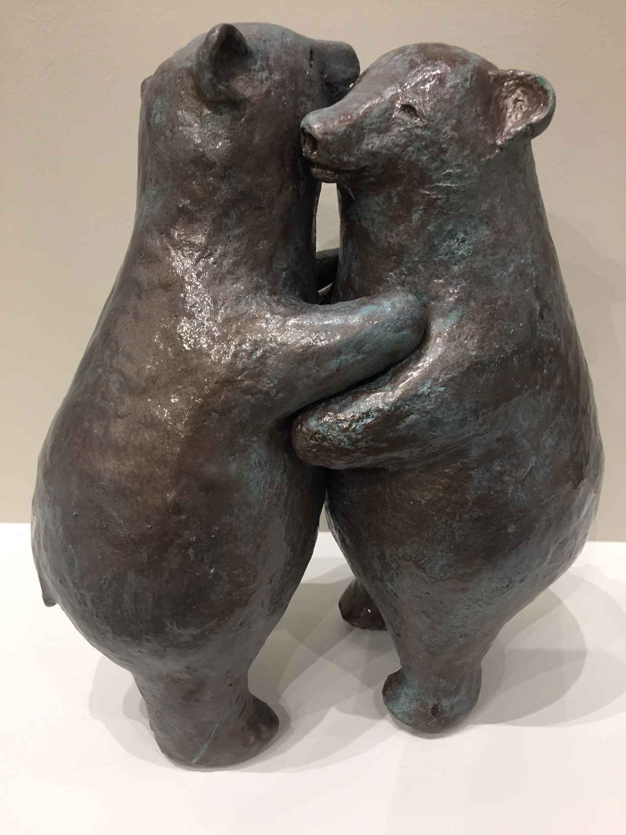 Bear Hug by  Karin Taylor - Masterpiece Online