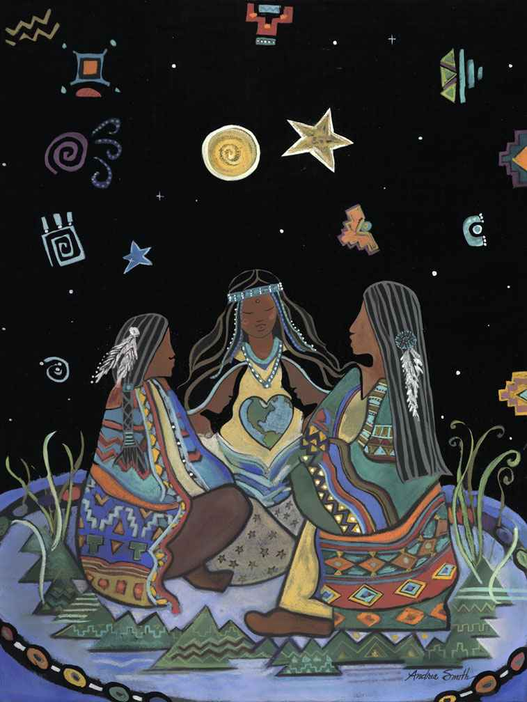 Circle of Elders  by  Andrea Smith