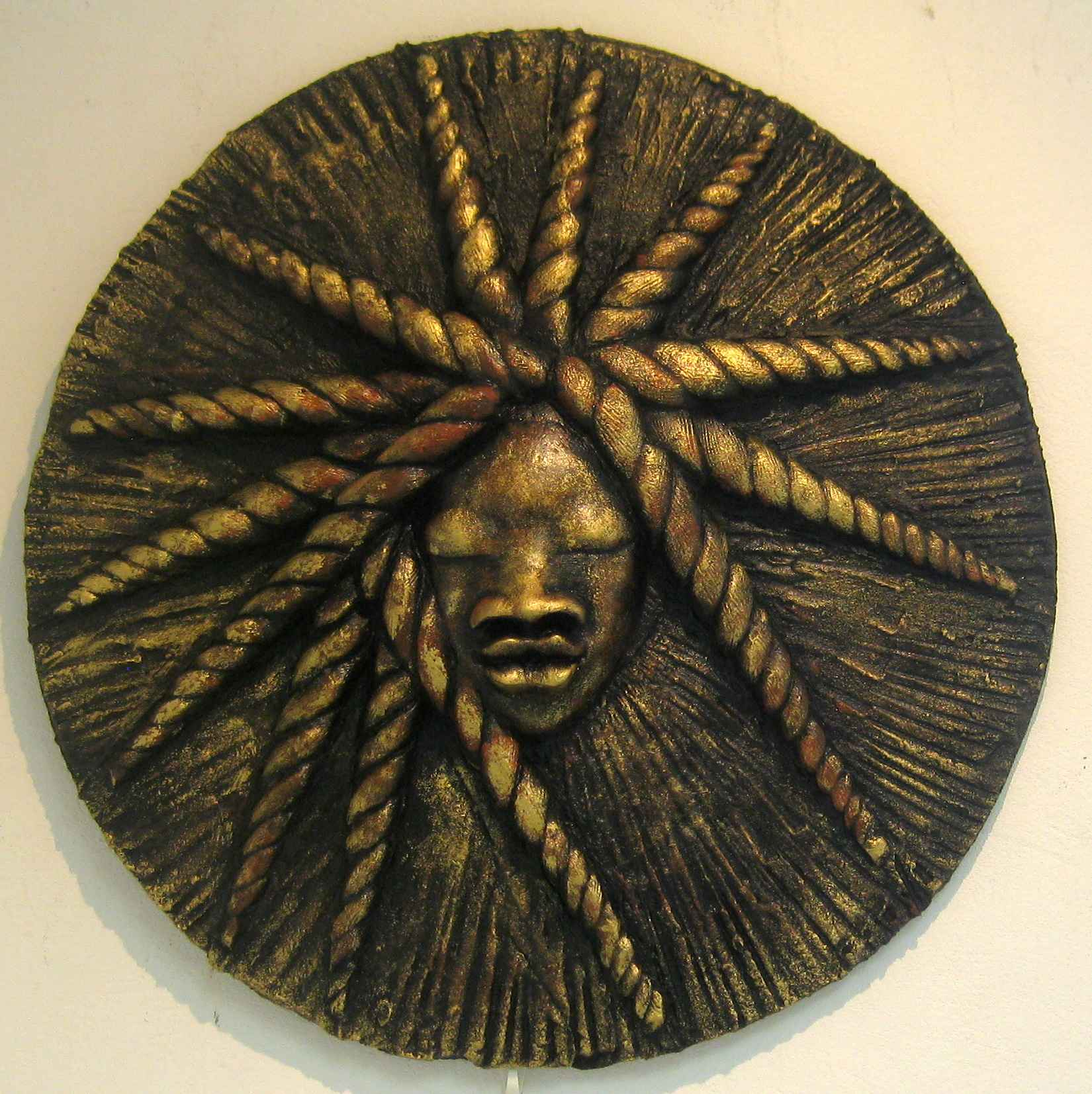 Rising Sun by Ms. Margaret Bell - Masterpiece Online