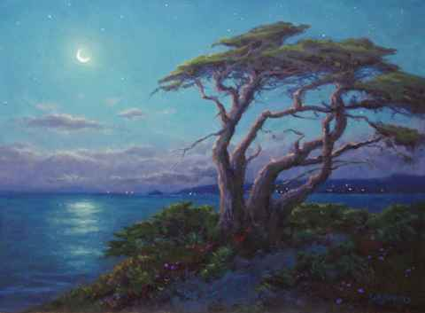 Under the Crescent Mo... by  Sally  Jordan - Masterpiece Online