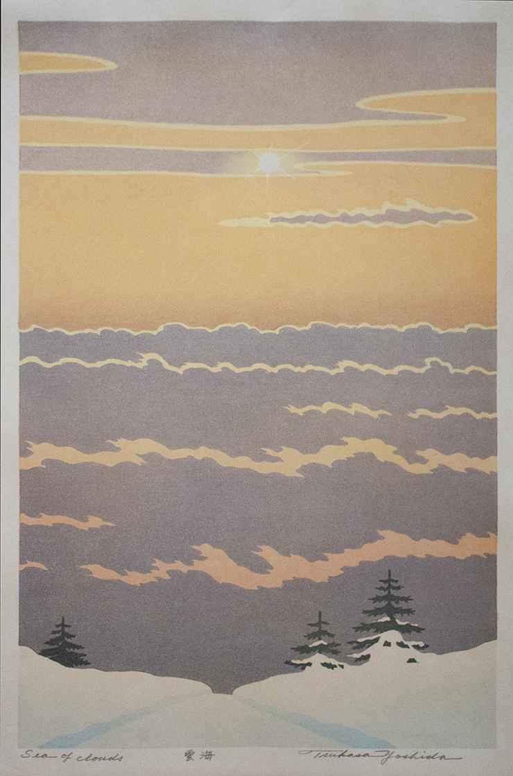 Sea of Clouds by  Tsukasa Yoshida - Masterpiece Online