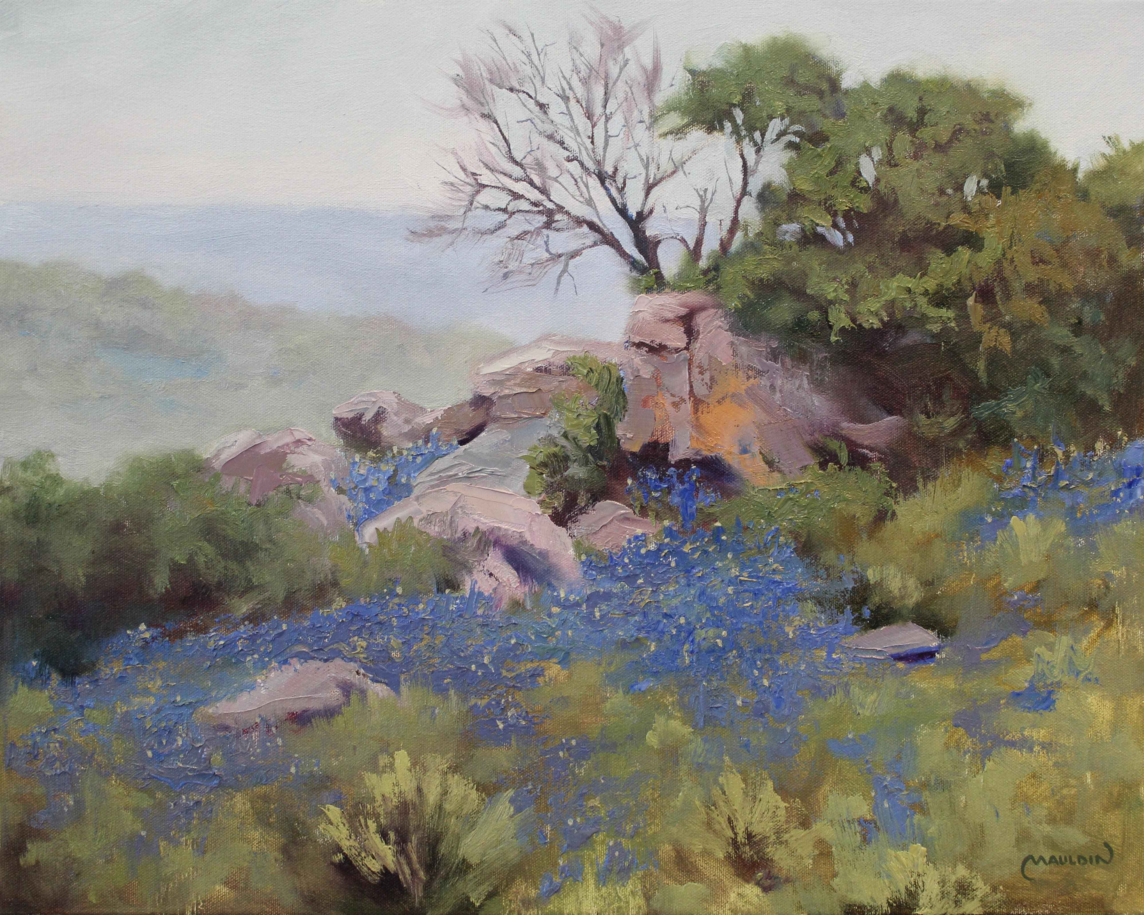 Texas Cool by  Chuck Mauldin - Masterpiece Online