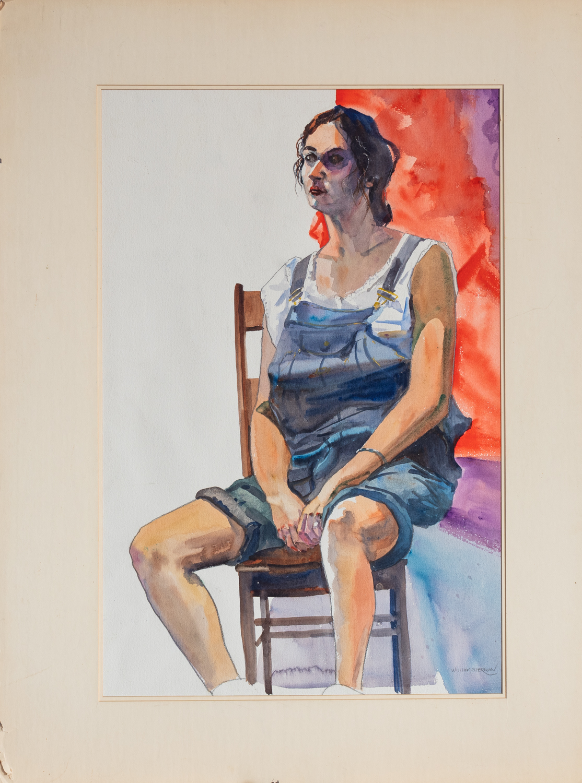 Tony's Girl by  William Sherman - Masterpiece Online