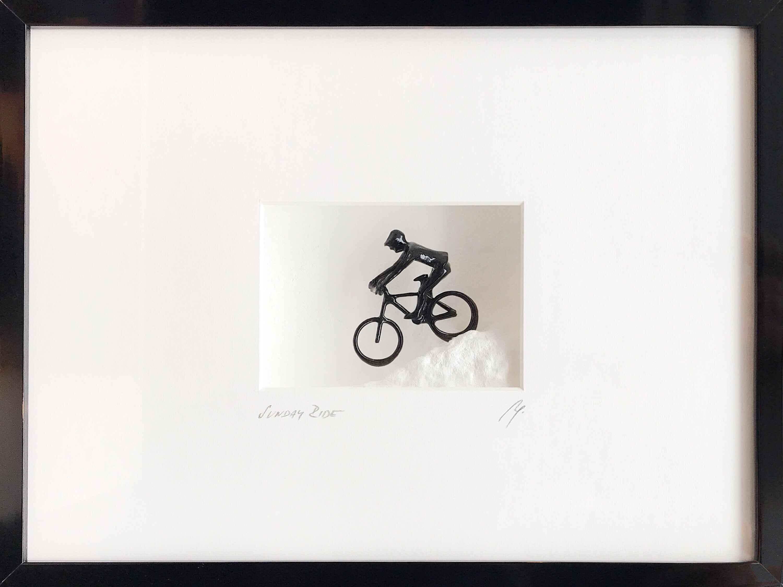 Sunday Ride - Shadow ... by  Pavel Barta - Masterpiece Online