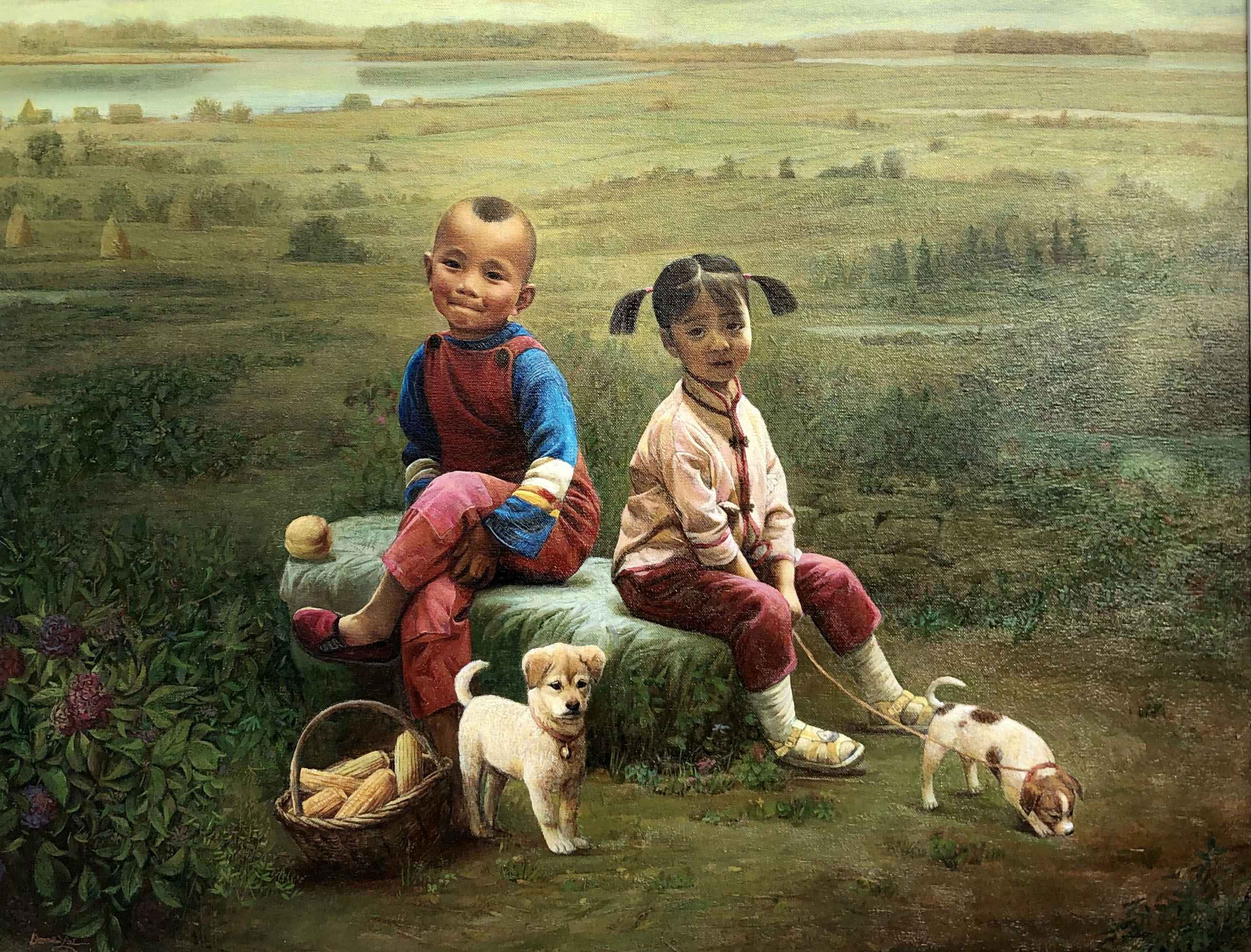 I'm the Big Brother by  Dongmin Lai - Masterpiece Online
