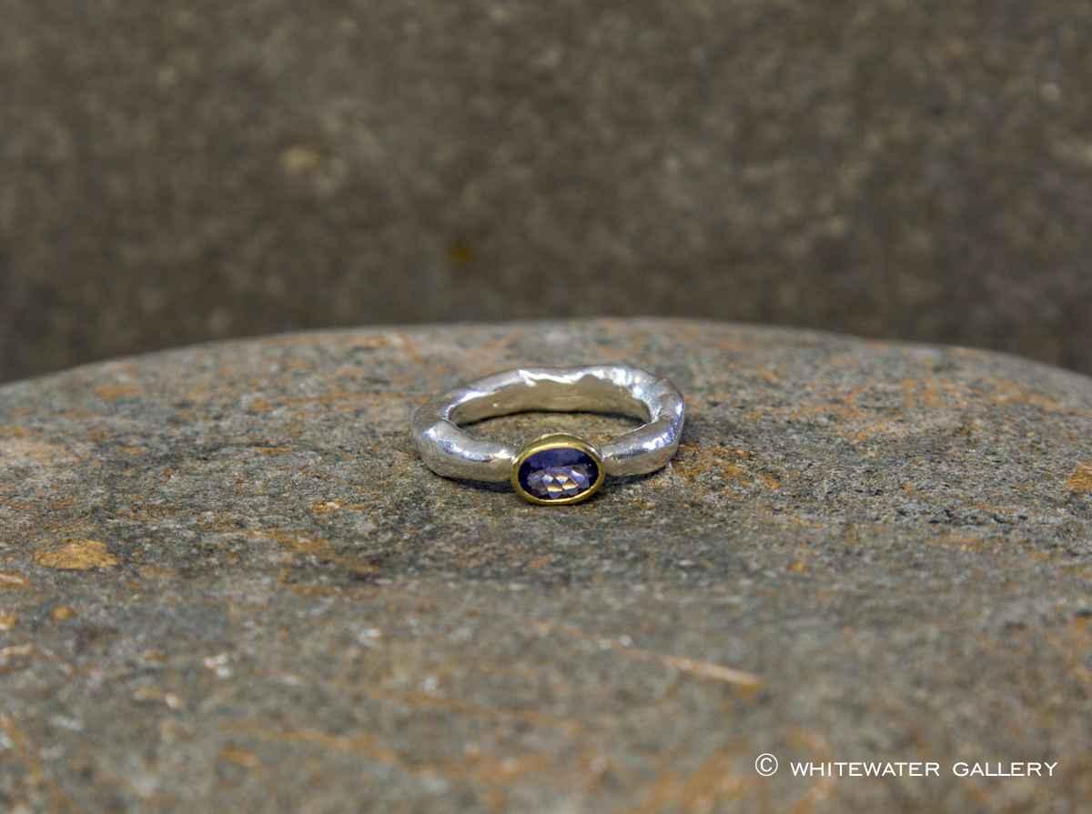 Rockpool Rustic Ring ... by  Marsha Drew - Masterpiece Online