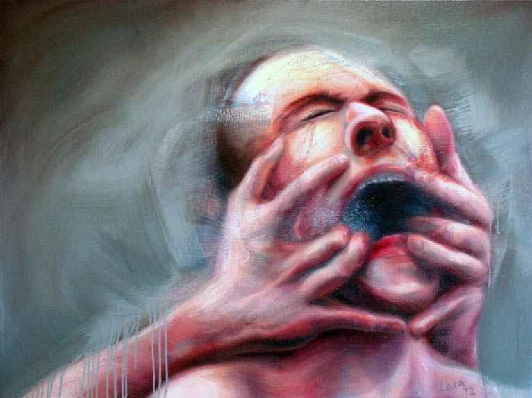 Self Portrait of (Gre... by  Mattieu Laca - Masterpiece Online