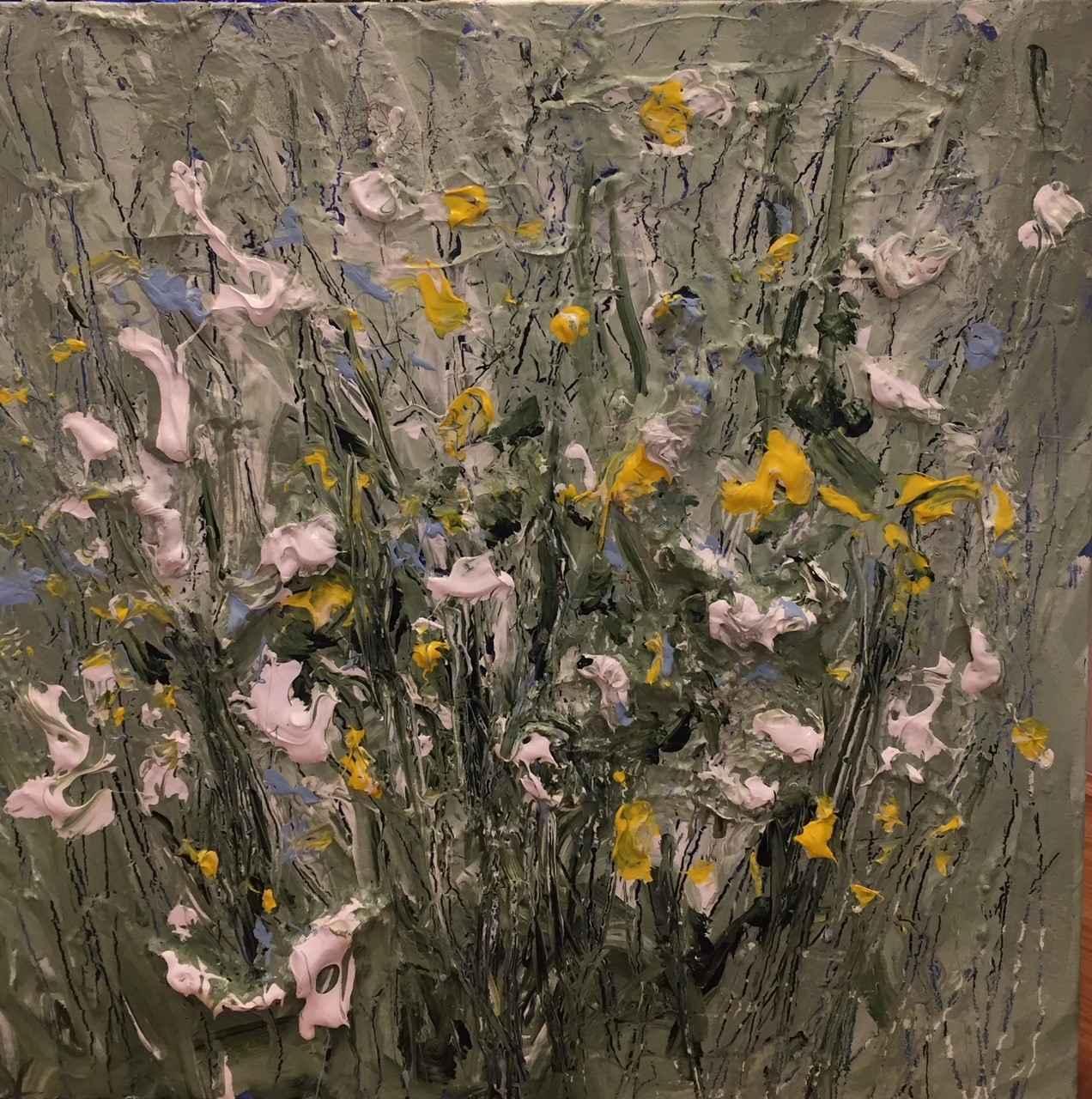 Spring Garden by  Steve Lyons - Masterpiece Online