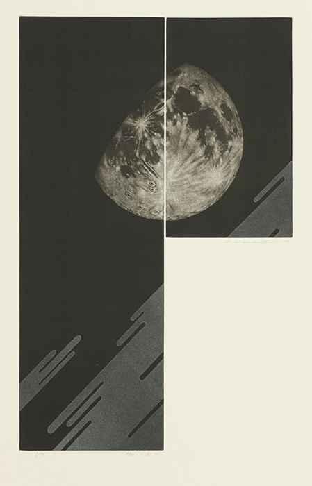 Moon No.3 by  Katsunori Hamanishi - Masterpiece Online