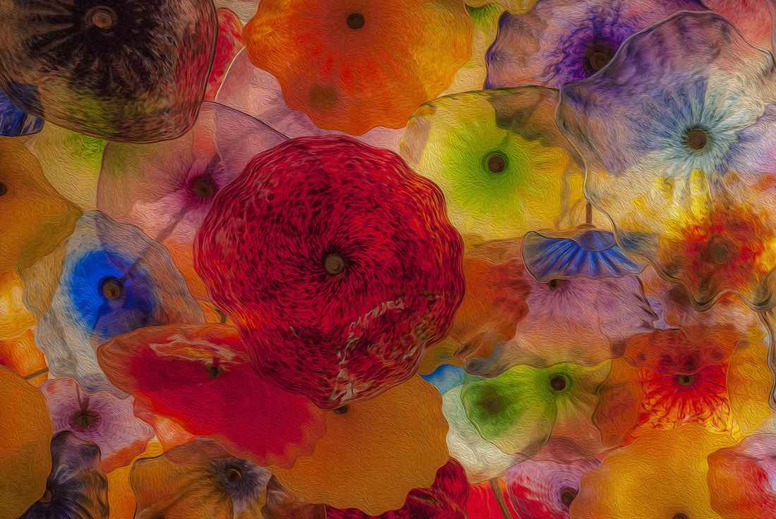 Blossoms #1 by  Teresa Grove - Masterpiece Online