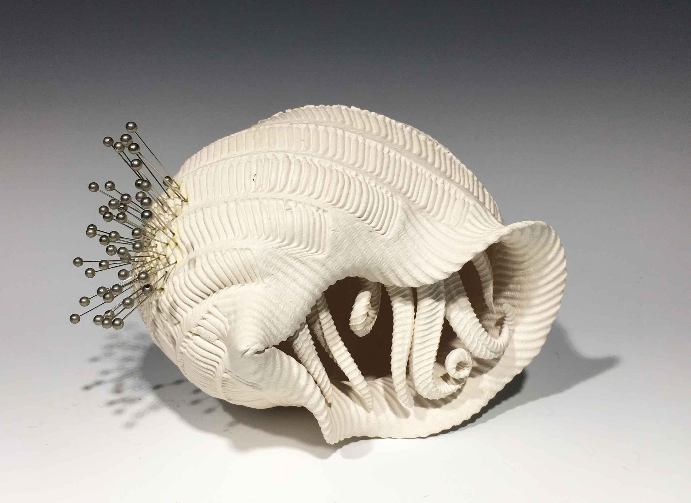 Mask by  Charles Birnbaum - Masterpiece Online