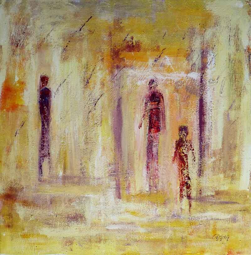 Le passage by   CRISINEL - Masterpiece Online