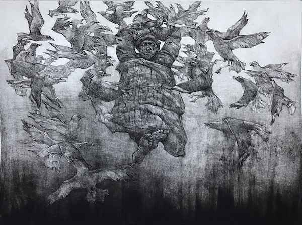 In His World by  Daud Akhriev - Masterpiece Online