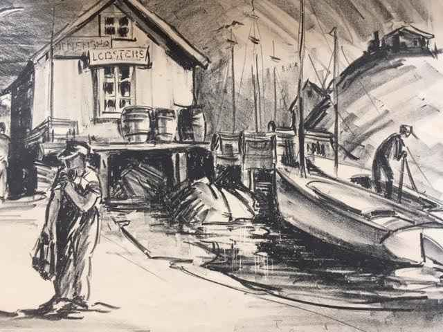 Menemsha by  Ruth Mead - Masterpiece Online