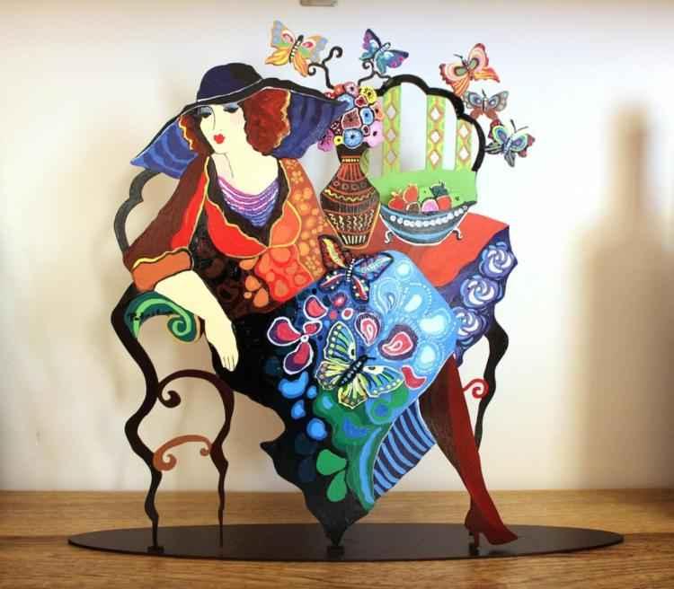 Lauren by  Patricia Govezensky - Masterpiece Online