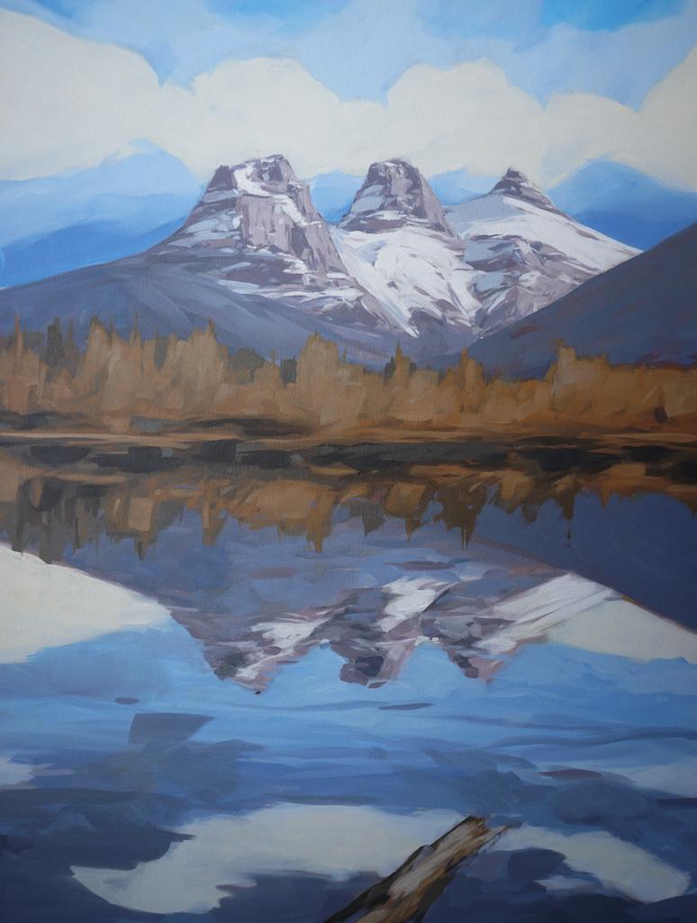 Reflection by  Scott MacKenzie - Masterpiece Online